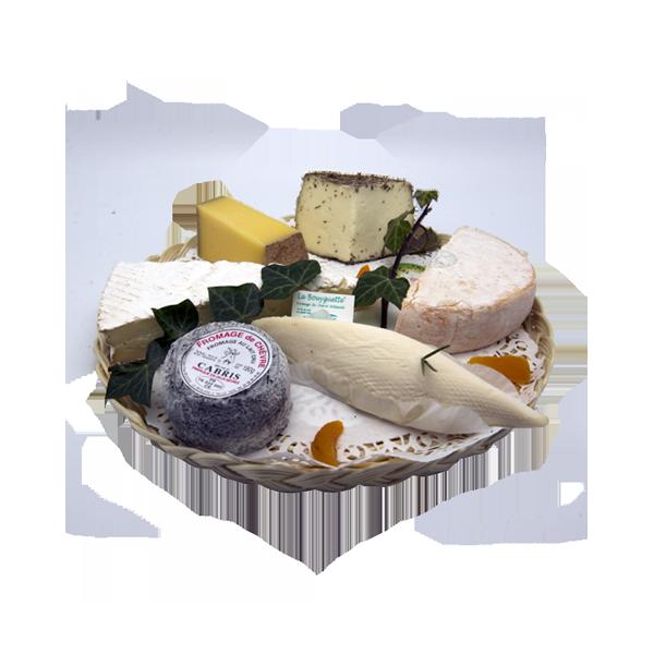 plateau de fromages en livraison directement dans votre entreprise sur Tours (37)