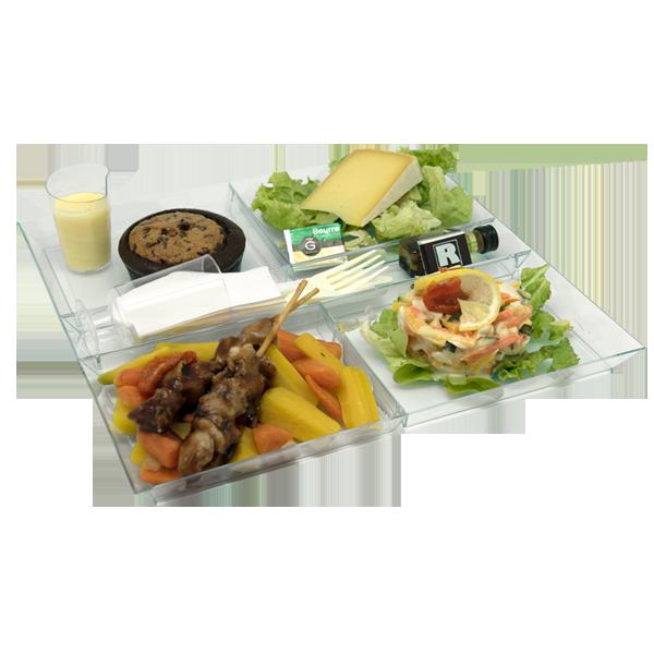 plateau-repas complet pour vos déjeuners d'affaire à Tours, 37