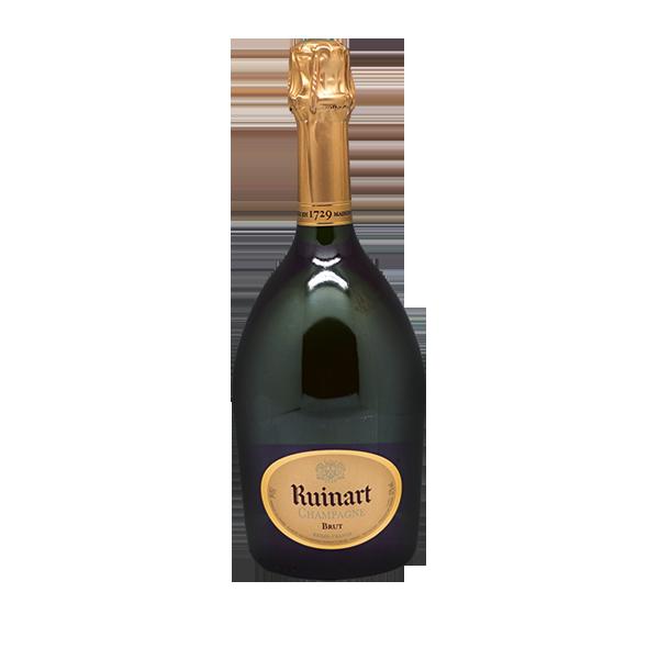 Bouteille de Ruinart brut en livraison sur Tours- champagne 75cl